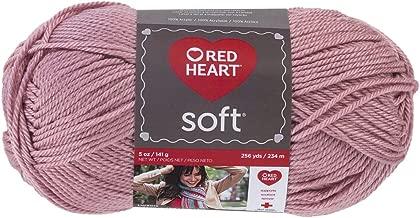 Red Heart E728.9770 Lana Suave, Rosa Blush
