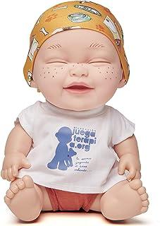 Muñeco Baby Pelón Teresa - Juegaterapia
