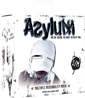 Asylum Multiple Personality Mask, Small, White
