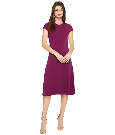 Mod O Doc Cotton Modal Spandex Jersey Cap Sleeve Fit And
