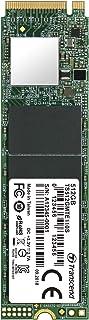 Transcend PCIe M.2 SSD (2280) 512GB NVMe PCIe Gen3 x4 3D TLC採用 5年保証 TS512GMTE110S