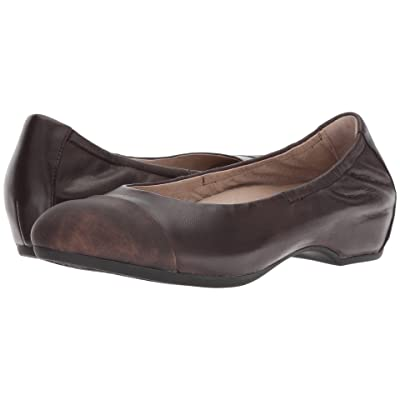 Dansko Lisanne (Chocolate Burnished Nubuck) Women