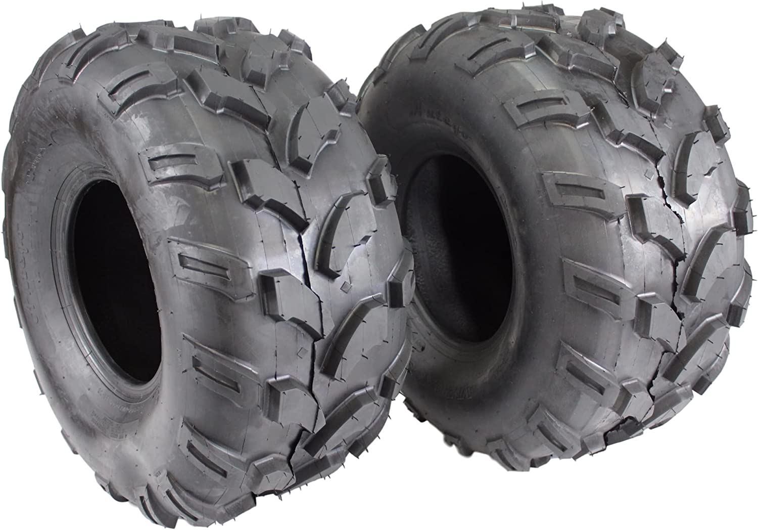 20x9.50-8 ATV Tire Max 56% New product!! OFF Set of Two