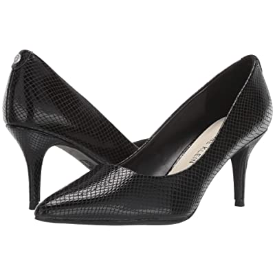 Anne Klein Kimery (Black Snake) High Heels