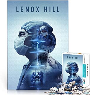 Adult Youth Puzzle 1000 Pieces Lenox Hill 1000 piece puzzle Hell-level puzzle For your lover or friend 38x26cm