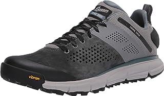 حذاء مشي رجالي موديل Trail 2650 مقاس 7.62 سم من الجلد السويدي من Danner