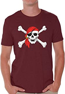 jolly roger skull and cross bones