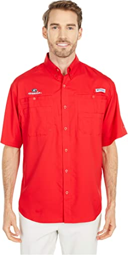 Georgia Bulldogs Tamiami™ Short Sleeve Shirt