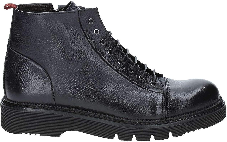 Exton 394 Ankle Boots Man Black 41