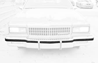 DP 7037-050 14083850 Front Bumper Impact Strip Fits 86-90 Chevrolet Caprice Pontiac Safari Rubber Molding