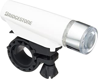 ブリヂストン(BRIDGESTONE) スリムバッテリーライト ホワイト 高輝度1LED 400カンデラ HL-SP1