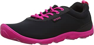Crocs Duet Busy Day Lace-up Low-Top, Women`s Trainers