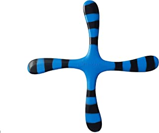 Blue Bumblebee - Easy Returning Boomerang. Great for kids and adults.