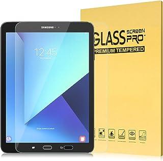 2 Unidades, Cristal Templado Transparente, dureza 9H, Borde 2.5D RKINC Protector de Pantalla para Samsung Galaxy Tab S2 de 9,7 Pulgadas 0,33 mm de Grosor