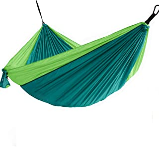 Favorland Camping Hammock Double & Single with Tree...