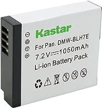 Kastar Battery for Panasonic DMW-BLH7 DMW-BLH7E DMW-BLH7PP work with Panasonic Lumix DMC-GM1 DMC-GM1K DMC-GM5 DMC-GF7 Cameras