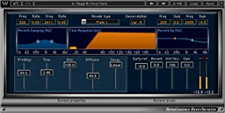 Waves Renaissance Reverb | 12 Reverb Plugin Software Download Only