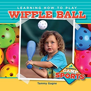 Learning How to Play Wiffle Ball (Summer Camp Sports)