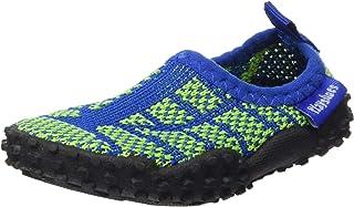 Sterntaler Jungen Aqua-Schuhe blau Gr 19-30 Badeschuhe rutschfeste Sohle