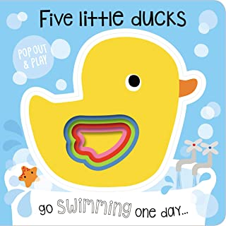 Pop-Out and Play Five Little Ducks
