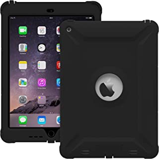Trident iPad Air 2 Case, Kraken AMS Series Heavy Duty Impact Resistant Case With Built-In Screen Protector