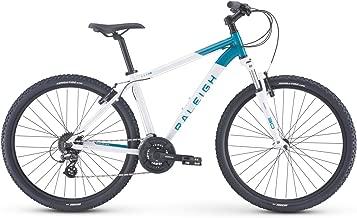 Raleigh Bikes Eva 2 Women's Recreational Mountain Bike, White, 19