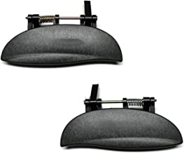 Car Left/Right Side Rear External Door Handle Outside For Hyundai Atos 1997 1998 1999 2000 2001 2002 8366002000 8265002000 (RiGht)