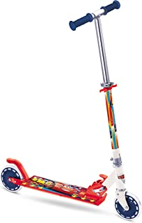 Mondo - Disney Cars Two Wheel Scooter (Red 0701008)