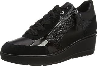 Geox D Ilde B, Sneaker Femme