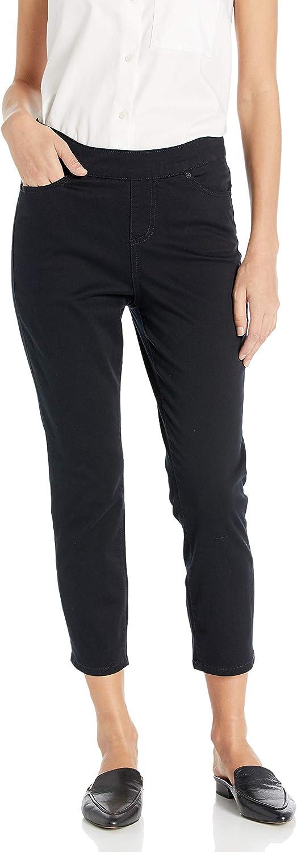 Jag Jeans Women's Maya Skinny Pull on Crop