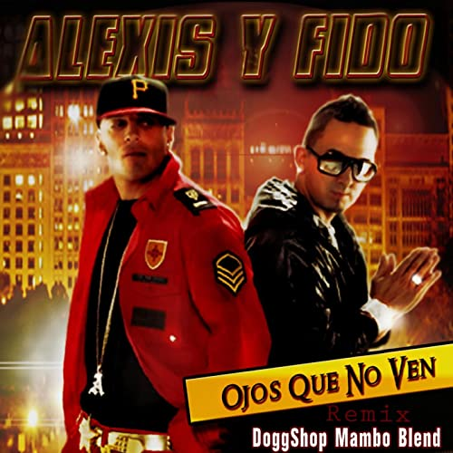 Amazon.com: Ojos Que No Ven (DoggShop Mambo Blend): Alexis Y ...