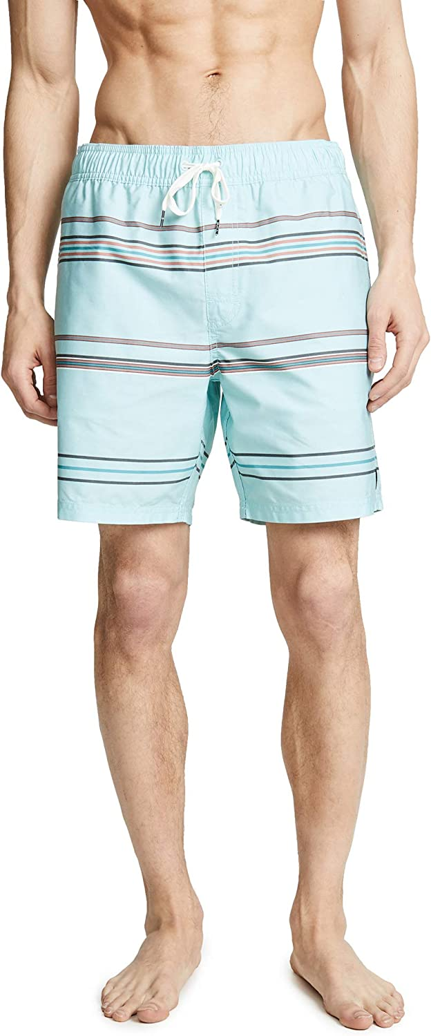 RVCA Men's Shattered Trunk 5 ☆ Opening large release sale popular Elastic