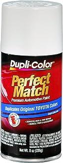 Dupli-Color BTY1556 Super White II Toyota Exact-Match Automotive Paint - 8 oz. Aerosol