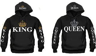 king and queen sweatshirt
