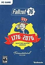fallout 76 tricentennial edition code