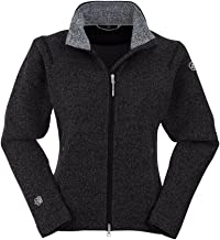 Maul Damen Outdoor Strickfleece Jacke Fleecejacke Strickjacke BRIXEN beige