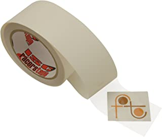 """ISC Racers Tape HT2308 ISC Helicopter-OG Surface Guard Tape (8 mil Outdoor Grade): 2"""" x 30 ft, Transparent"""