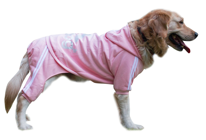 Scheppend Original Adidog Pet Clothes for Dog Cat Puppy Hoodies Coat Winter Sweatshirt Warm Sweater Dog Outfits
