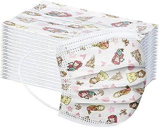 comprar comparacion MaNMaNing Niñas Protección 3 Capas Transpirables con Elástico para Los Oídos Pack 10-50 unidades 20200714-MaNMaN-AC04 (50)