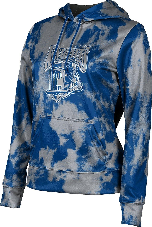 Geneseo, State University of New York College Girls' Pullover Hoodie, School Spirit Sweatshirt (Grunge)