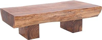 Deco 79 Suar Table, Brown