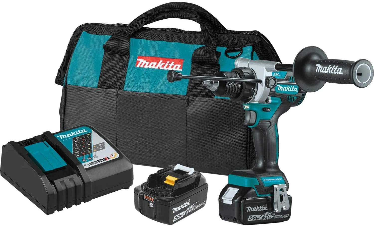 Makita XPH14T 18V Cheap mail order shopping OFFicial shop LXT Lithium-Ion 1 2