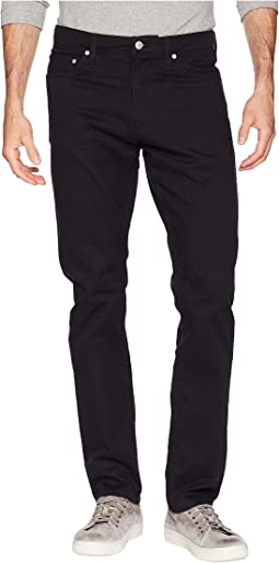 Five-Pocket Stretch Twill Pants
