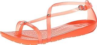 crocs Really Sexi, Women's Sandals, Orange, Red (Tangerine/Tangerine), 6 mn/7 womn AU Women's