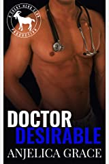 Doctor Desirable: A Hero Club Novel Kindle Edition