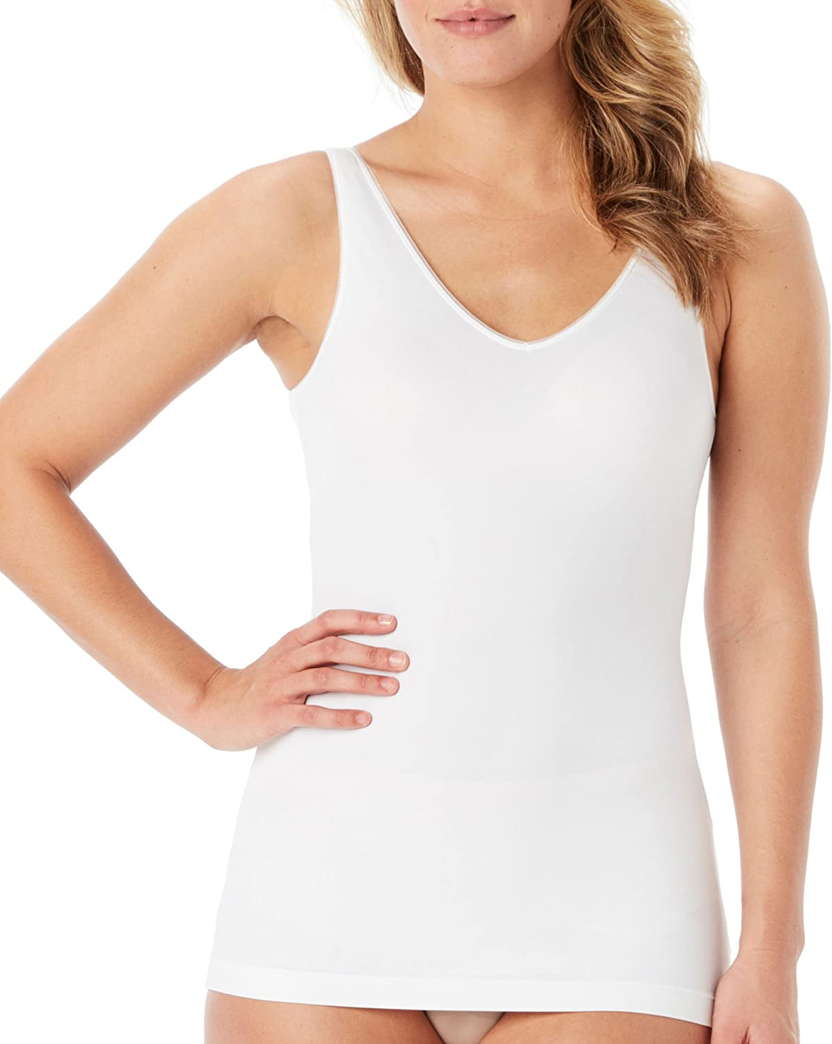 SPANX Red Hot Womens Tank Primer