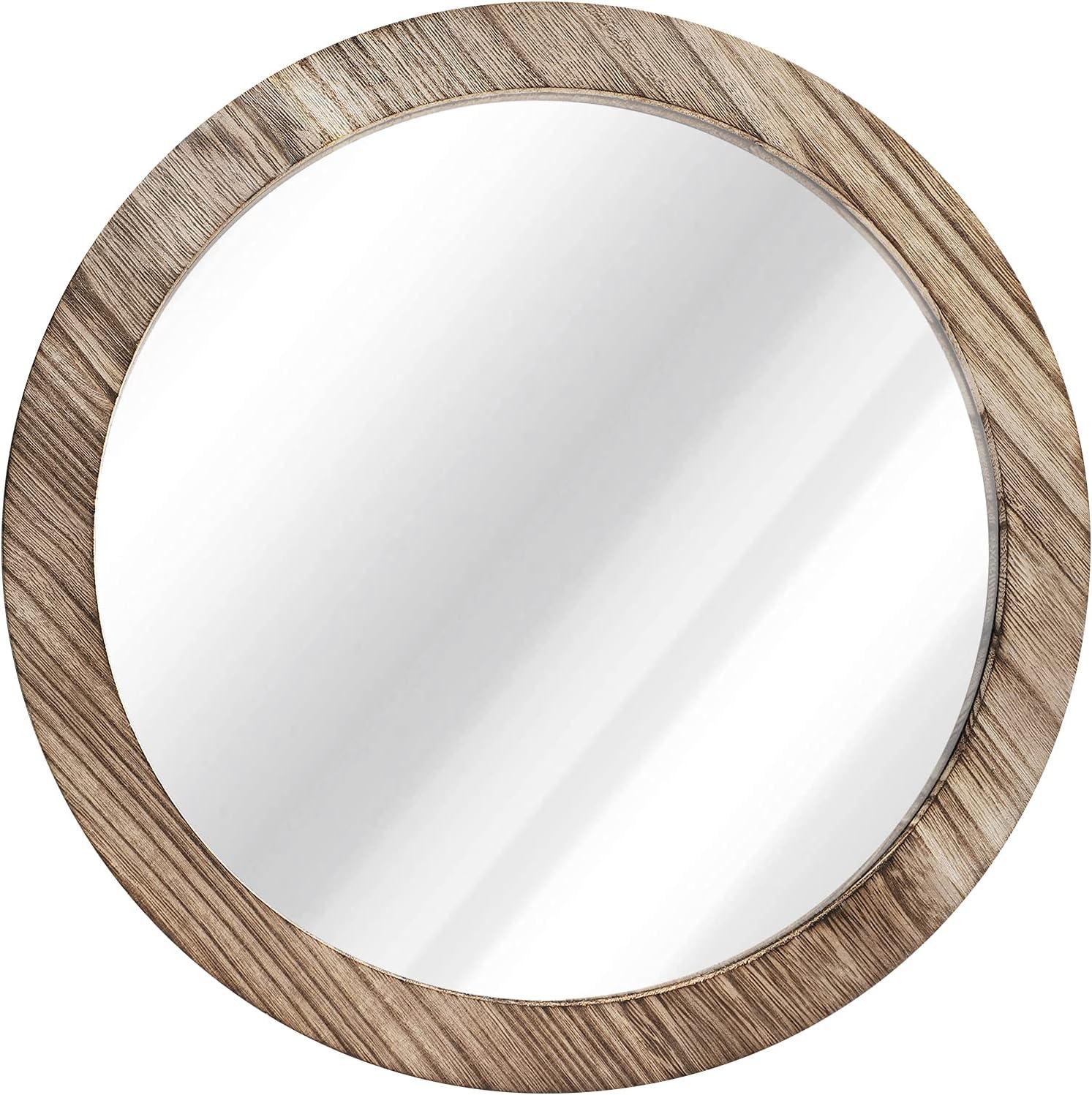 Round Wall Mirror 12