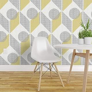 Best modern mustard wallpaper Reviews