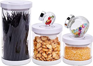 Jars With Airtight Lids