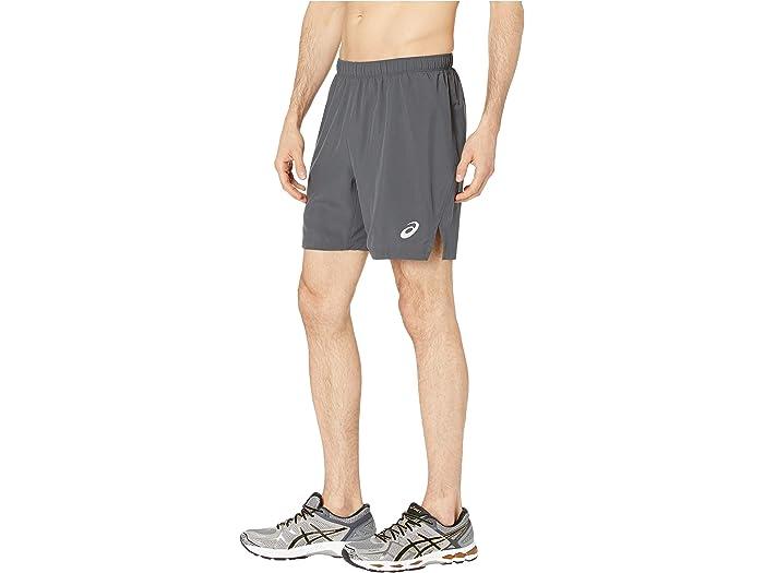 "Asics Run Silver 7"" Shorts - Men Clothing"